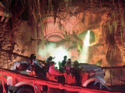 Indiana Jones Adventure ride vehicle