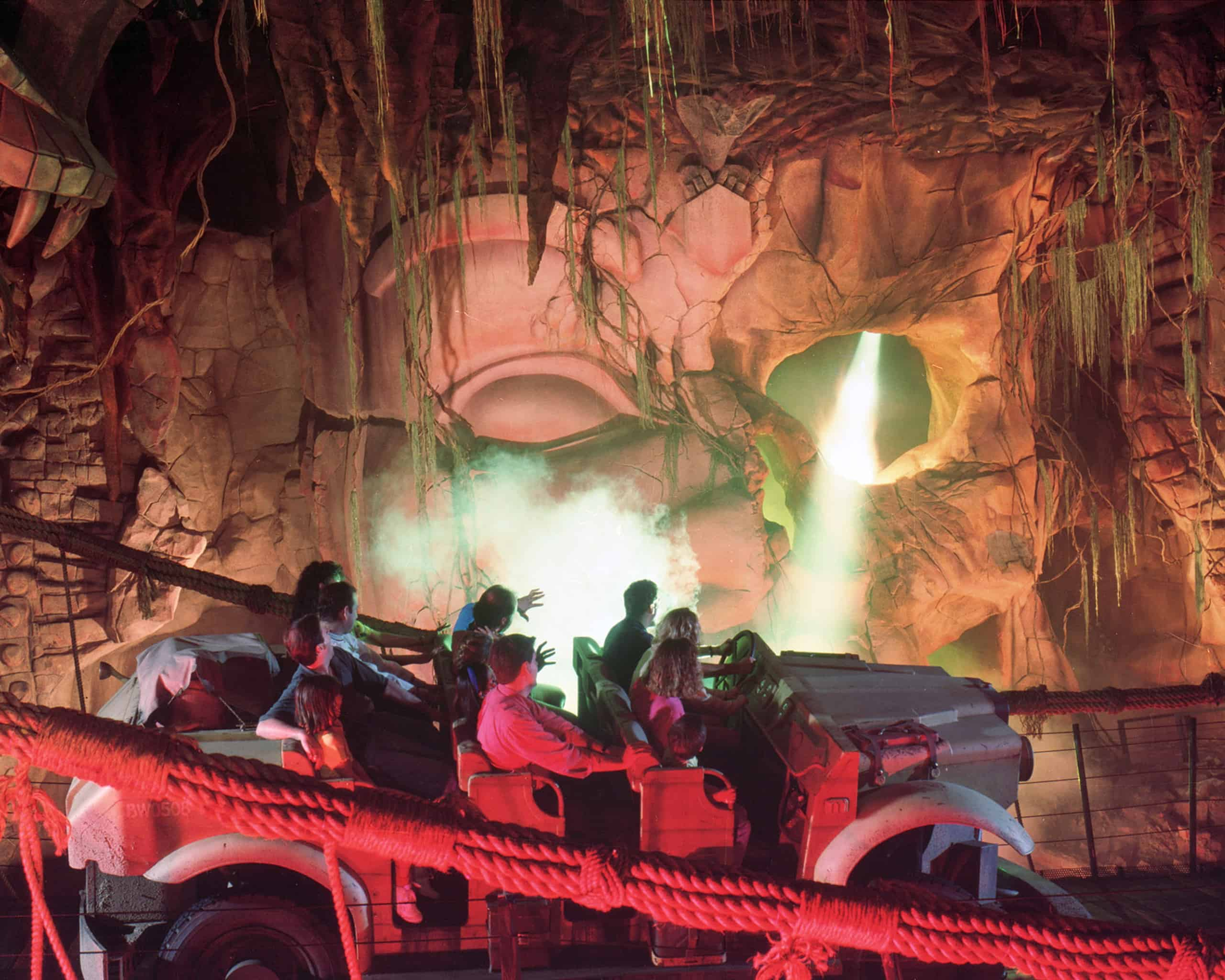 Is Indiana Jones Land coming to Animal Kingdom?