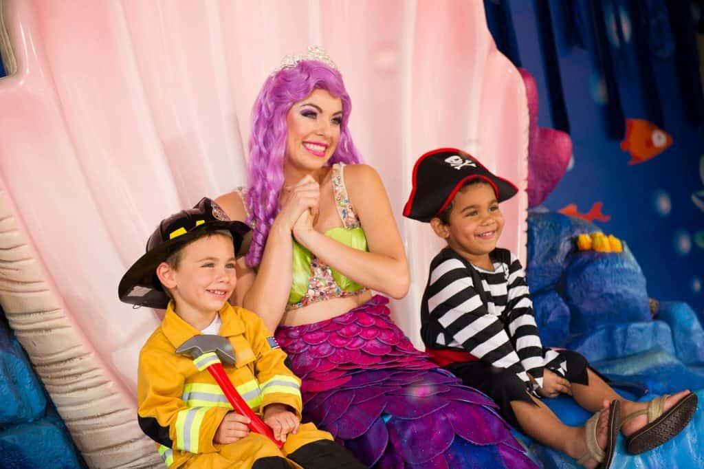 SeaWorld's Halloween Spooktacular 2017 Princess Penelope