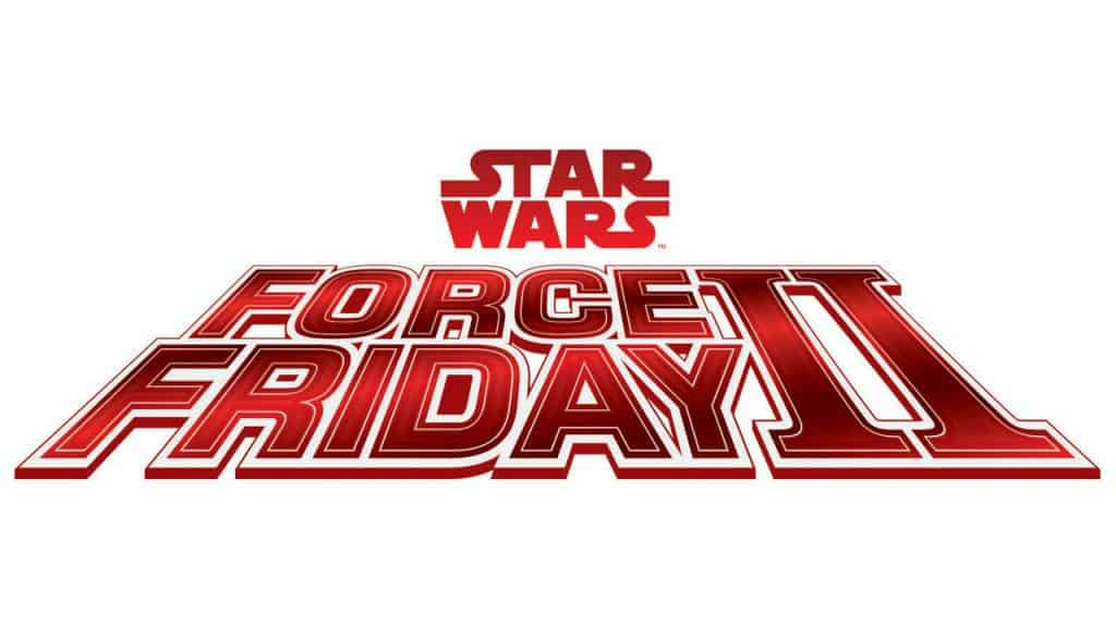 Star Wars: Force Friday II logo