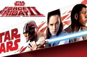 Star Wars: Force Friday II packaging