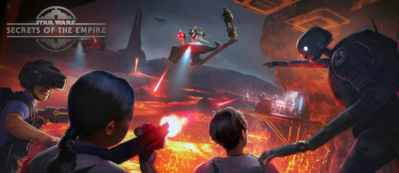 Star Wars hyper-reality experience coming to Disney