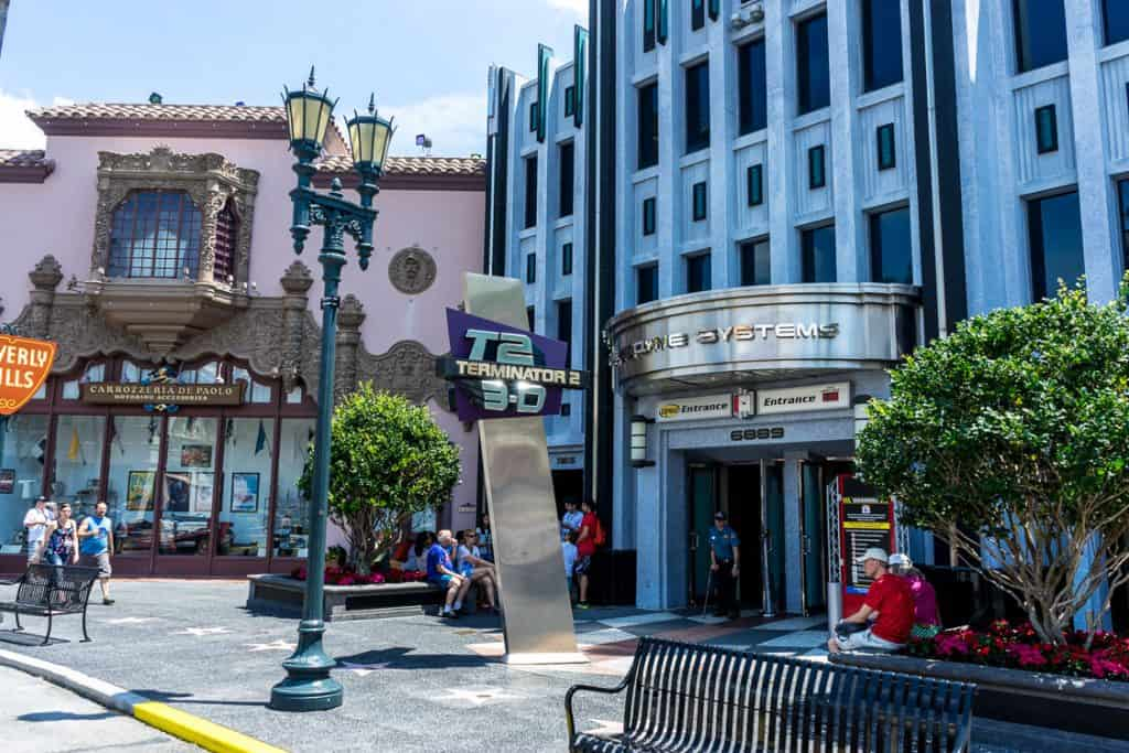 Terminator 2 3D: Battle across Time at Universal Studios Florida