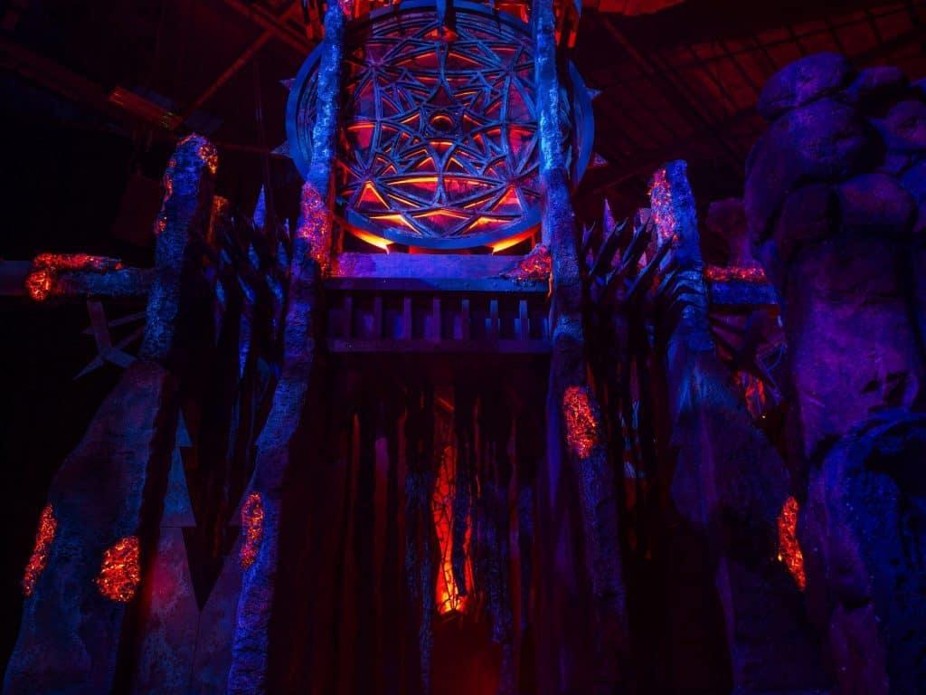 the fallen at universal orlandos halloween horror nights 2017 - How Much Are The Halloween Horror Night Tickets