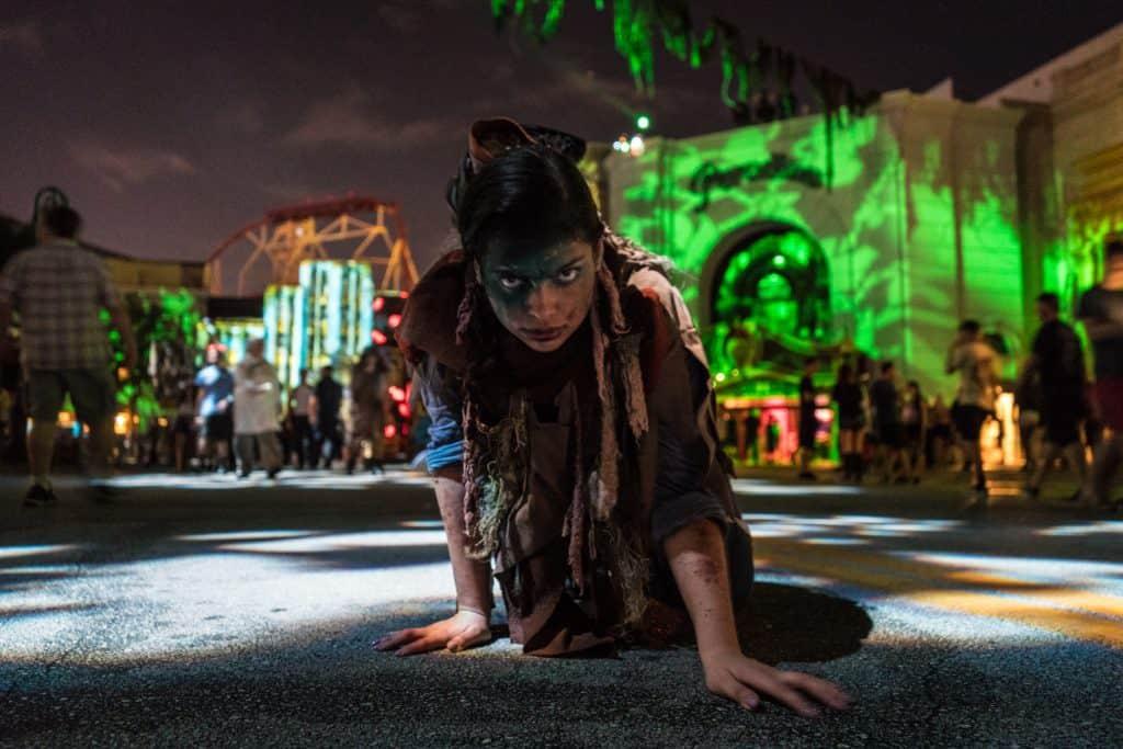 Universal Orlando Resort's Halloween Horror Nights 26 scare zone