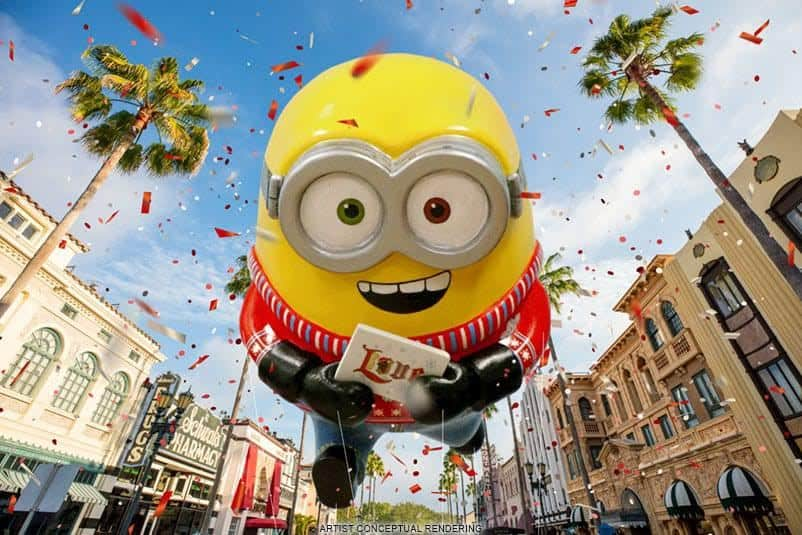 Universal's Holiday Parade Featuring Macy's 2017