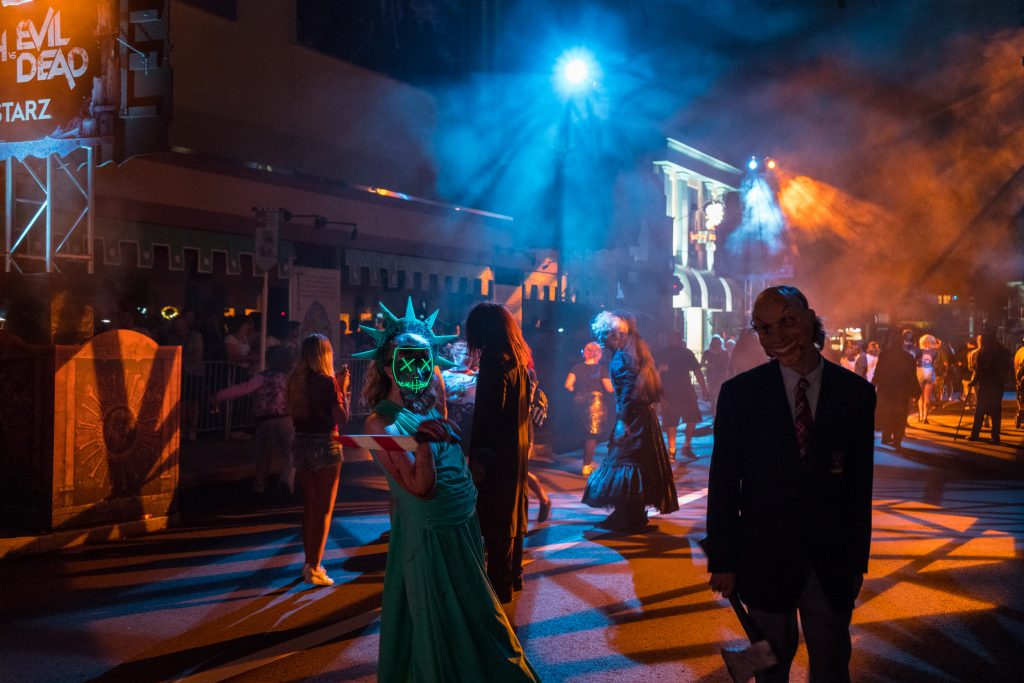 Altars of Horror at Universal Orlando's Halloween Horror Nights 2017