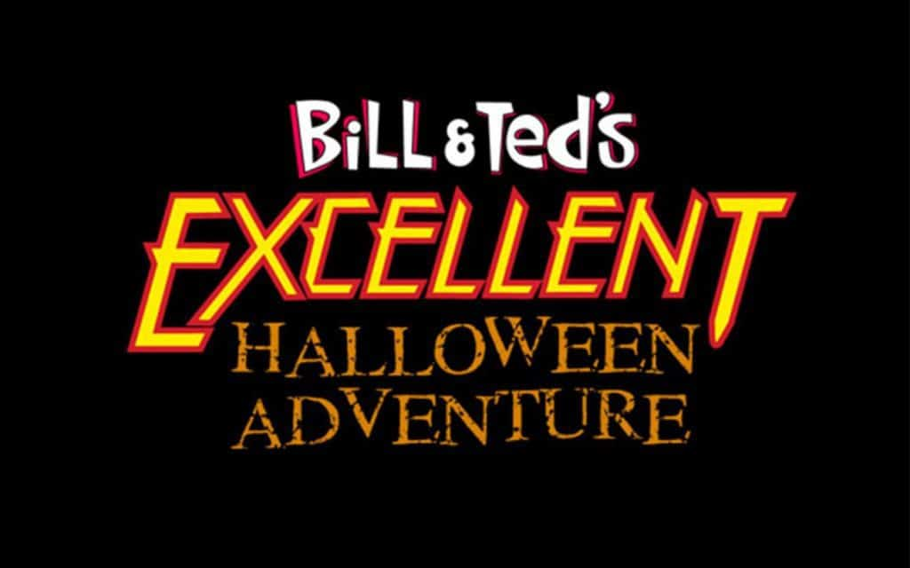 Bill & Ted's Excellent Halloween Adventure at Universal Orlando's Halloween Horror Nights 2017