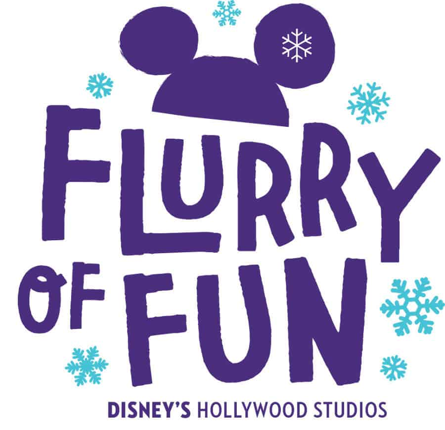 Disney's Flurry of Fun logo