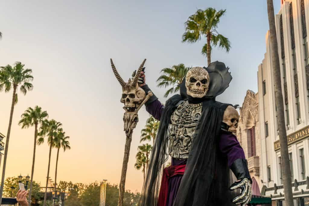 Festival of the Deadliest at Universal Orlando's Halloween Horror Nights 2017