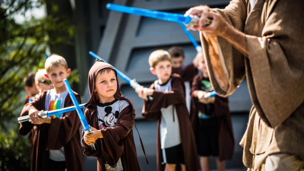 Jedi Trianing: Trials of the Temple at Disney's Hollywood Studios