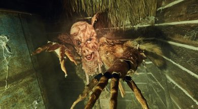 Scarecrow: The Reaping at Universal Orlando's Halloween Horror Nights 2017