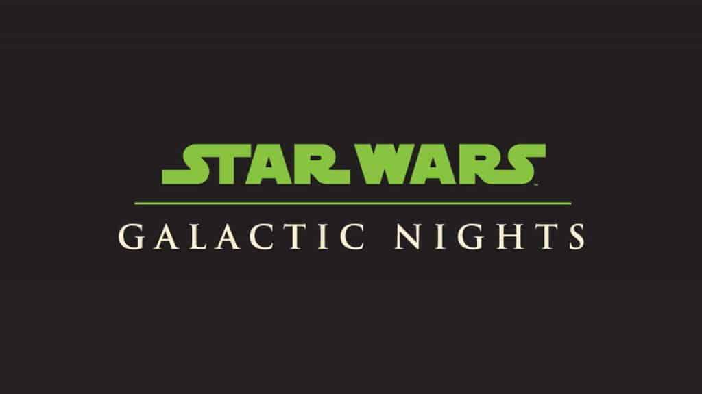 Star Wars: Galactic Nights logo