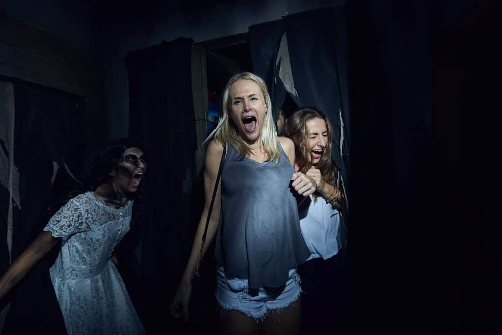 The Horrors of Blumhouse at Universal Orlando's Halloween Horror Nights 2017