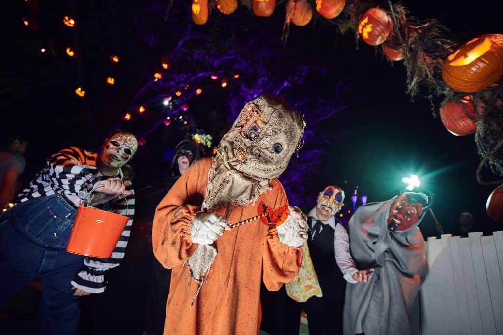 Trick 'r Treat at Universal Orlando's Halloween Horror Nights 2017