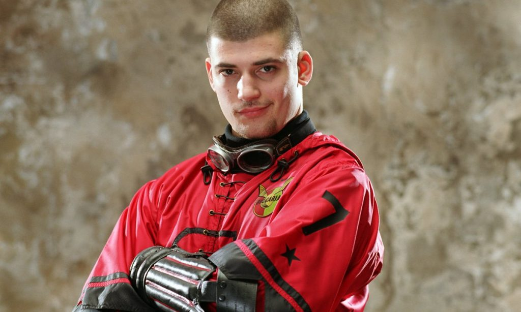 Viktor Krum from Harry Potter and the Goblet of Fire