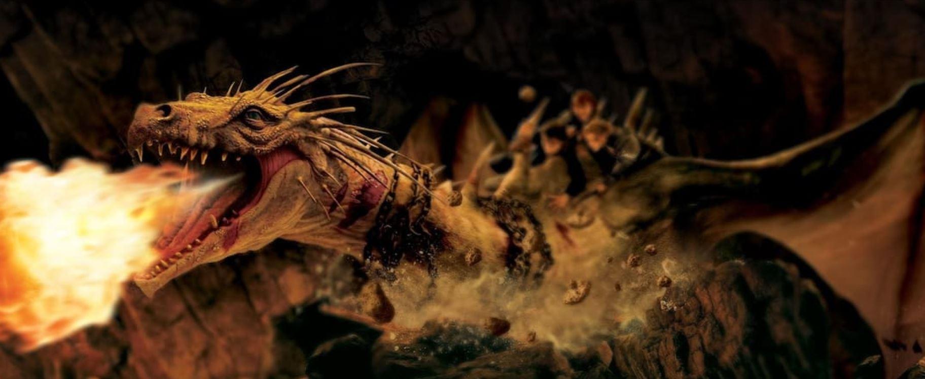 Harry Potter: Gringotts original ride story was scrapped