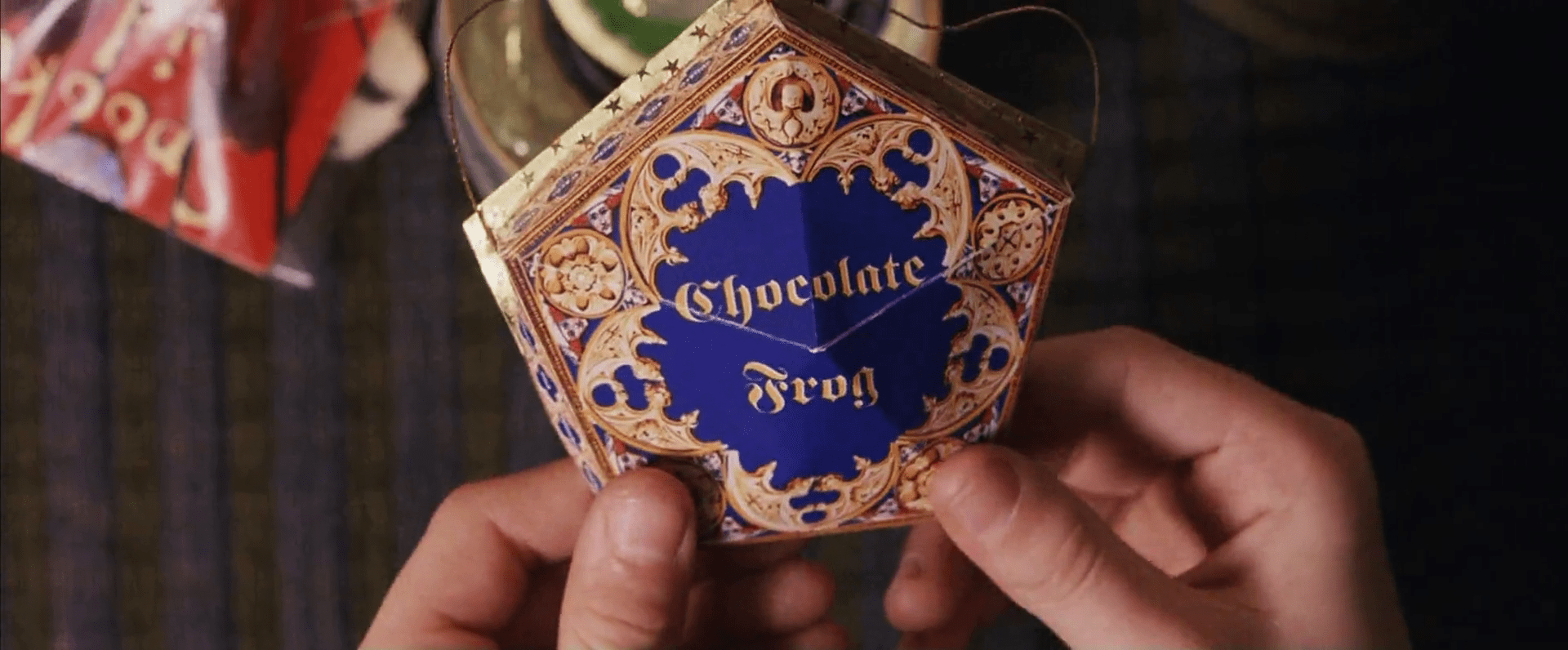 Wizarding World: Seventh chocolate frog card is arriving!