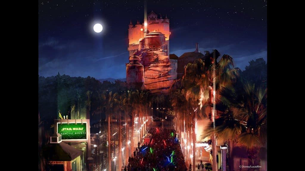Star Wars: Galactic Destinations at Disney's Hollywood Studios