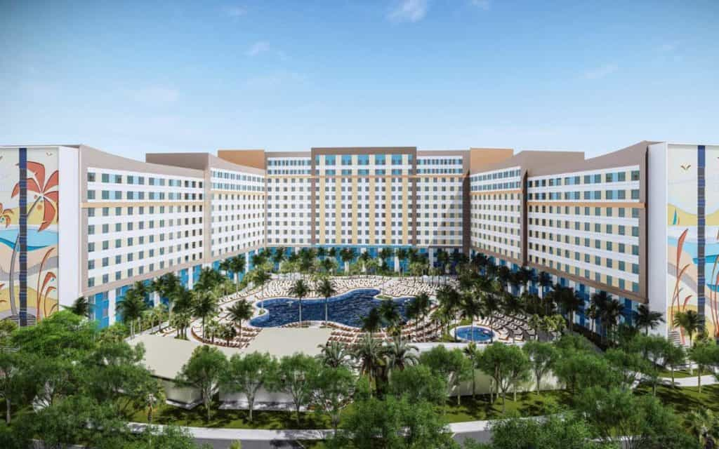 Universal's seventh on-site hotel
