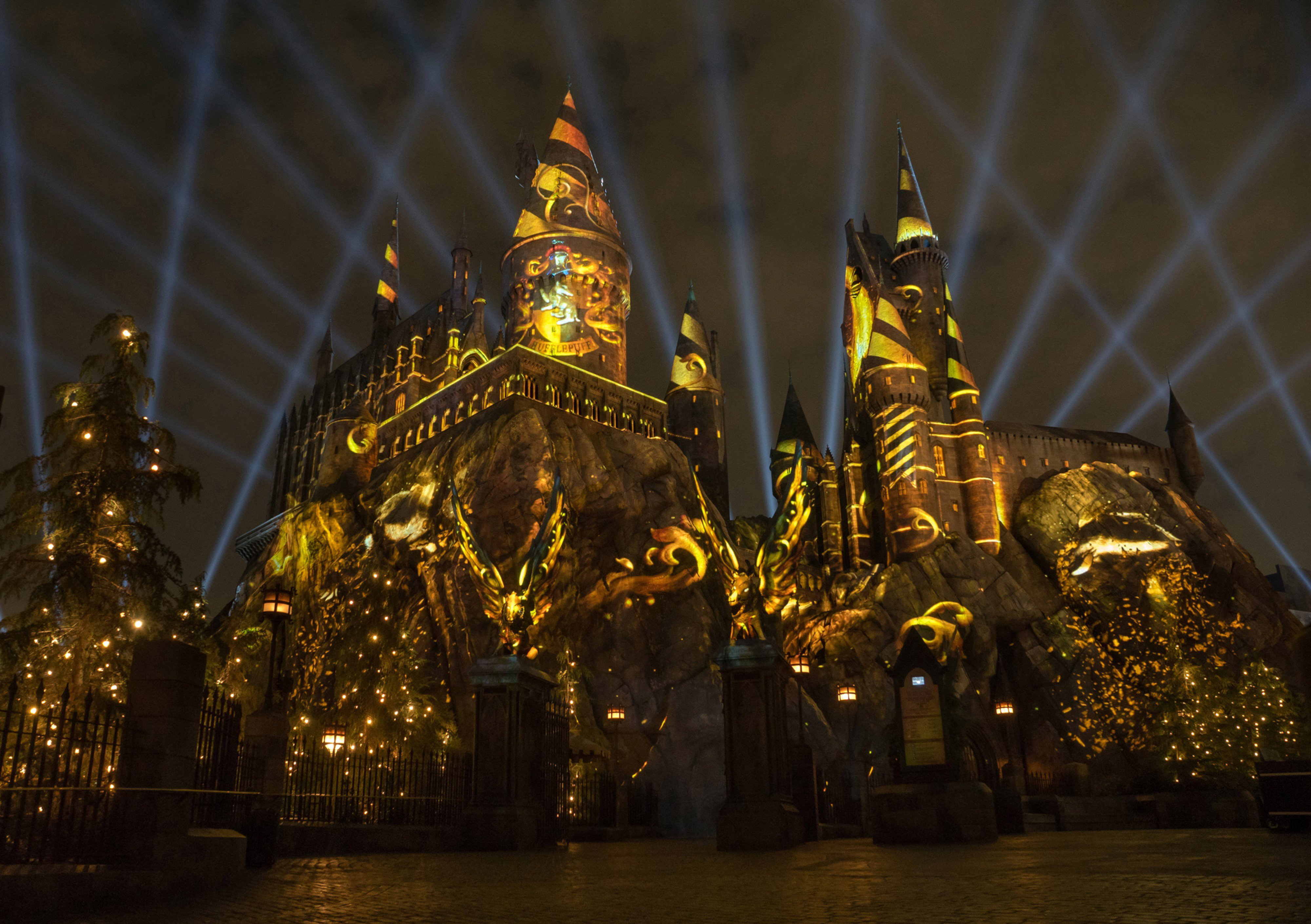 Dates for new Harry Potter projection show announced