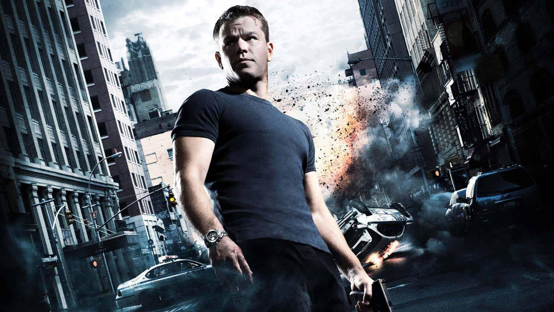 Jason Bourne at Universal Orlando REVEALED