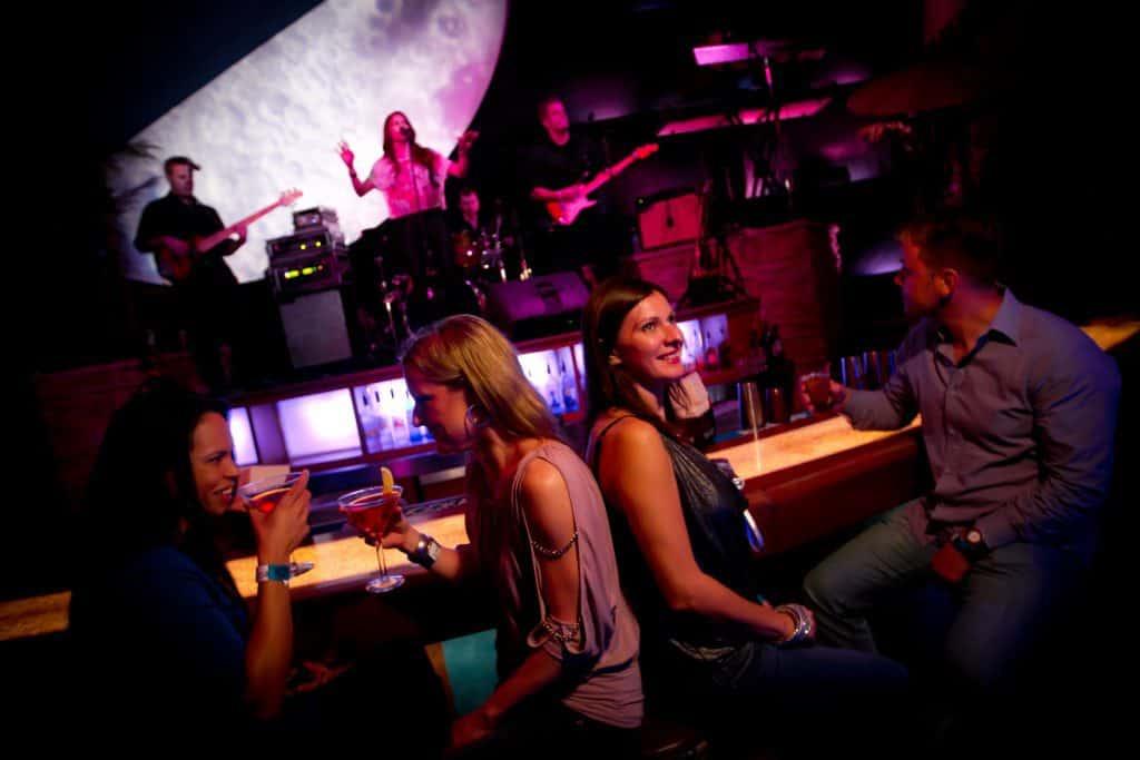 Red Coconut Club at Universal CityWalk Orlando
