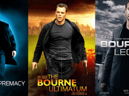 "The ""Bourne"" film series"