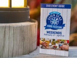 SeaWorld Seven Seas Food Festival Event Guide