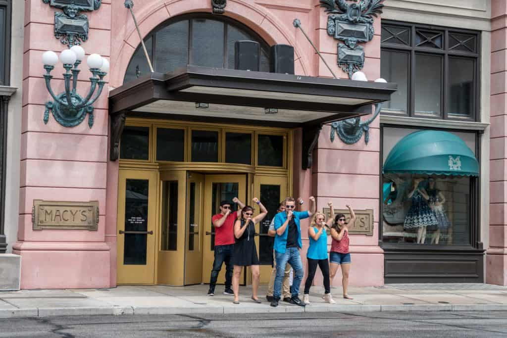 Sing It! at Universal Studios Florida