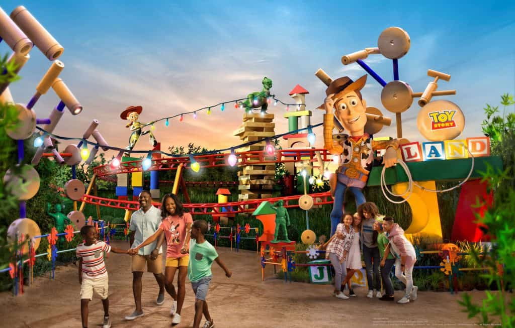 Toy Story Land at Disney World's Hollywood Studios ...