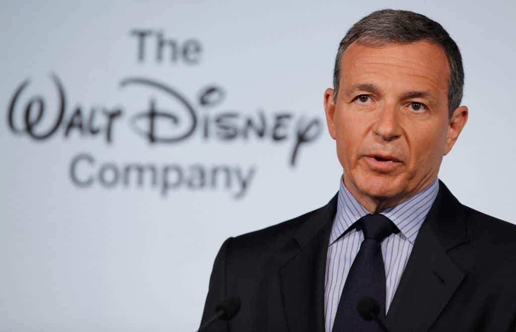Bob Iger, CEO of The Walt Disney Company