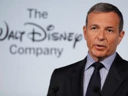 Bob Iger, CEO of The Walt Disney Company