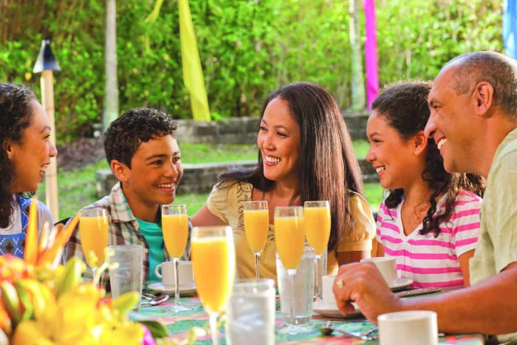 Easter brunch at Universal Orlando Resort