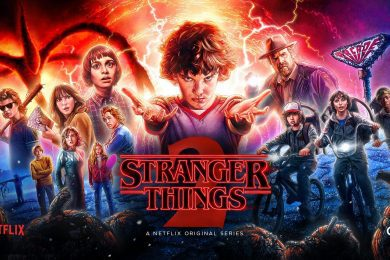 Stranger Things 2 at Halloween Horror Nights 2018