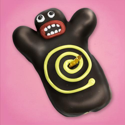 Voodoo Doughnut's Voodoo Doll at CityWalk Orlando