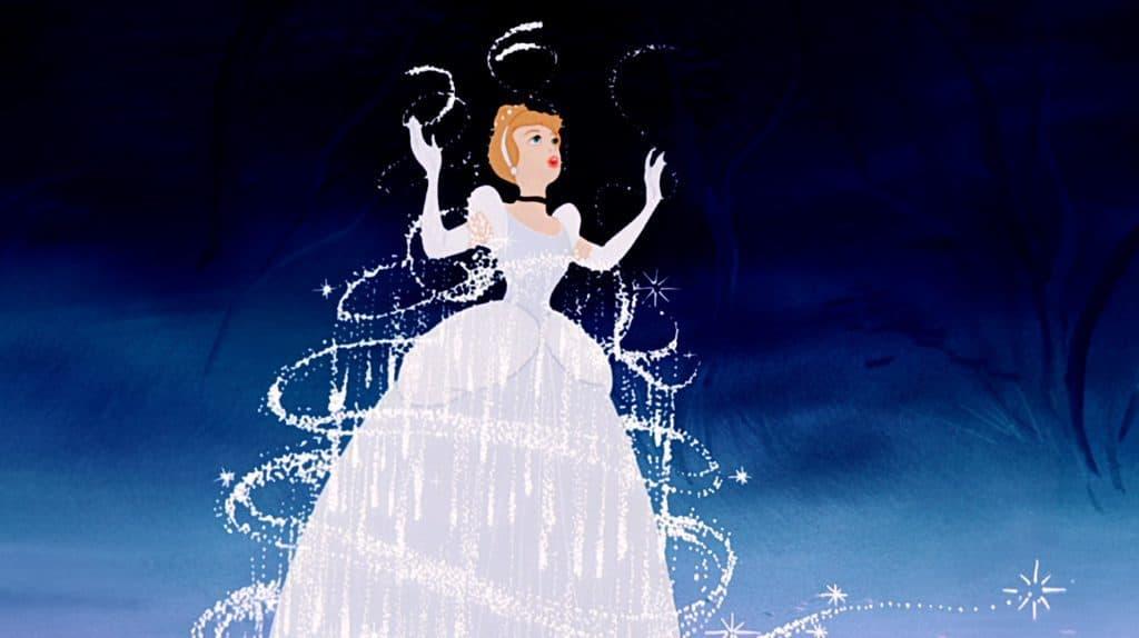 Cinderella transforming