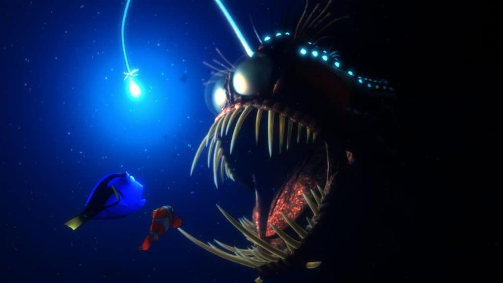 Finding Nemo still