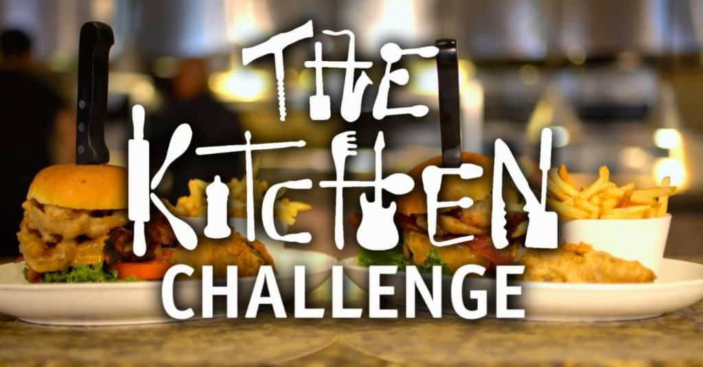 The Kitchen Challenge at Hard Rock
