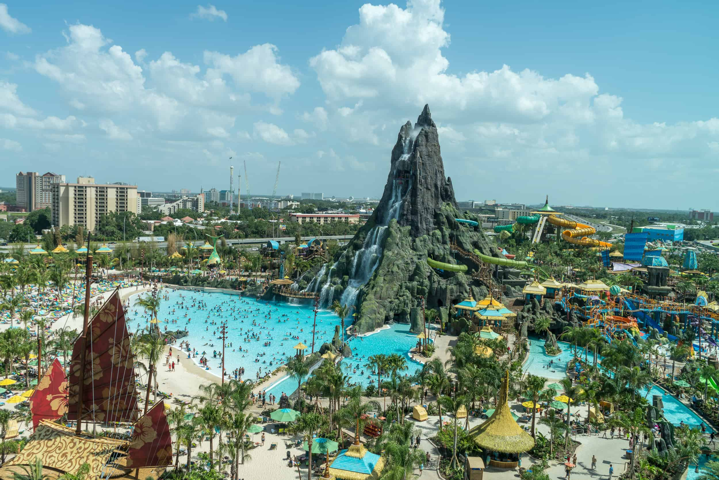 The best Orlando water parks