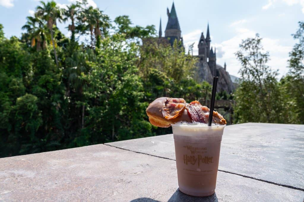 Maple Bacon Bar on Butterbeer