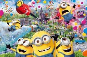 Minion Park at Universal Studios Japan