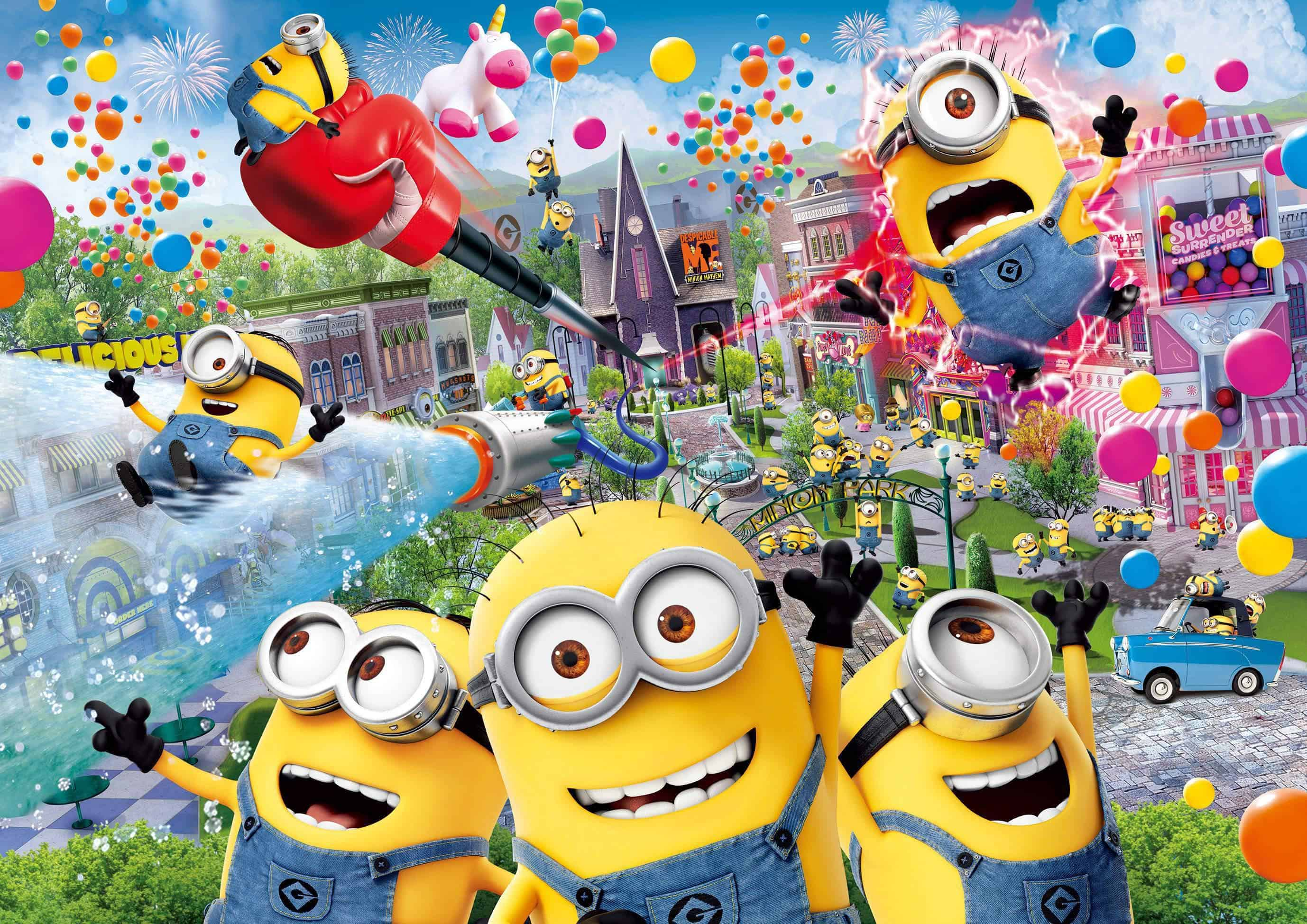 New Minion ride coming to Universal Studios Japan