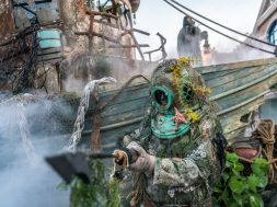 Dead Man's Wharf at Halloween Horror Nights 2016