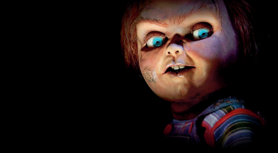 Chucky at Halloween Horror Nights 2018