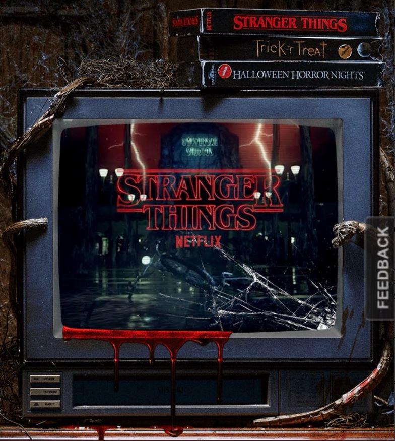 Halloween Horror Nights 2018's '80s horror theme