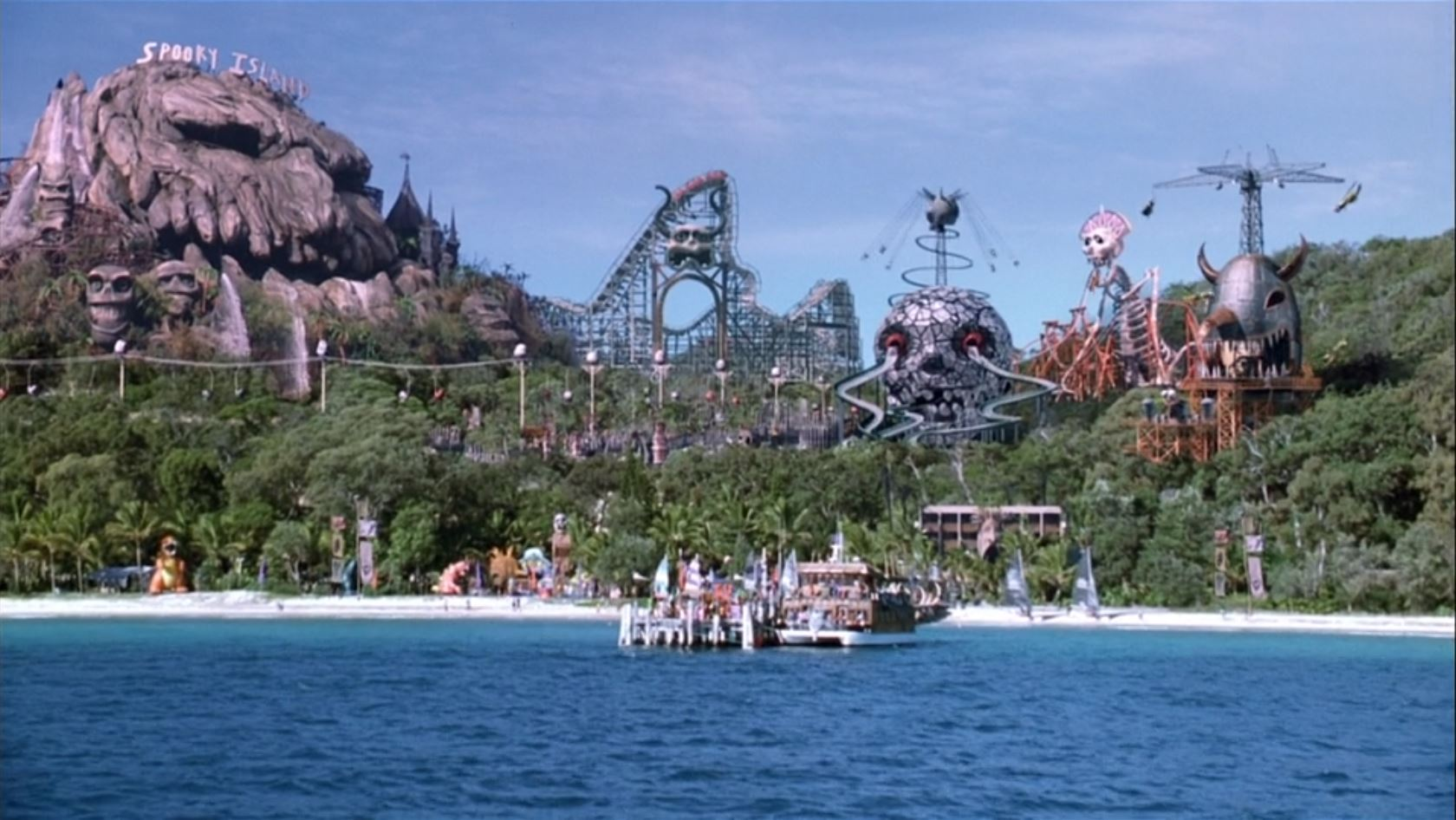 What if Universal built Scooby-Doo's Spooky Island?