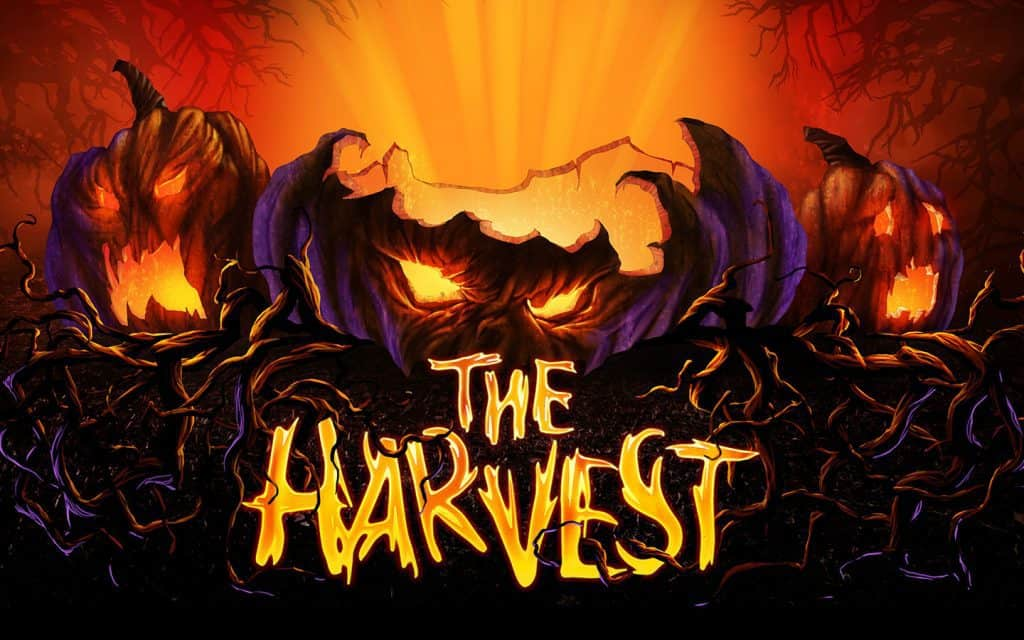 The Harvest scare zone at Halloween Horror Nights 2018