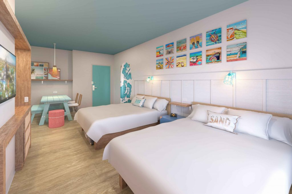 Universal's Surfside Inn and Suites