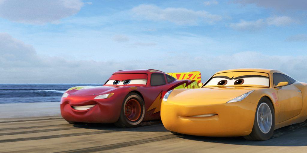 Cars 3 at Disney's Hollywood Studios